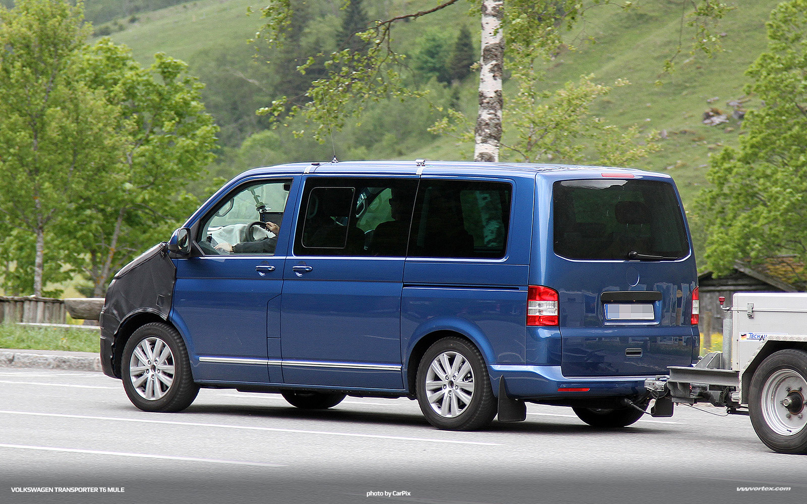 vw transporter t6 tuning