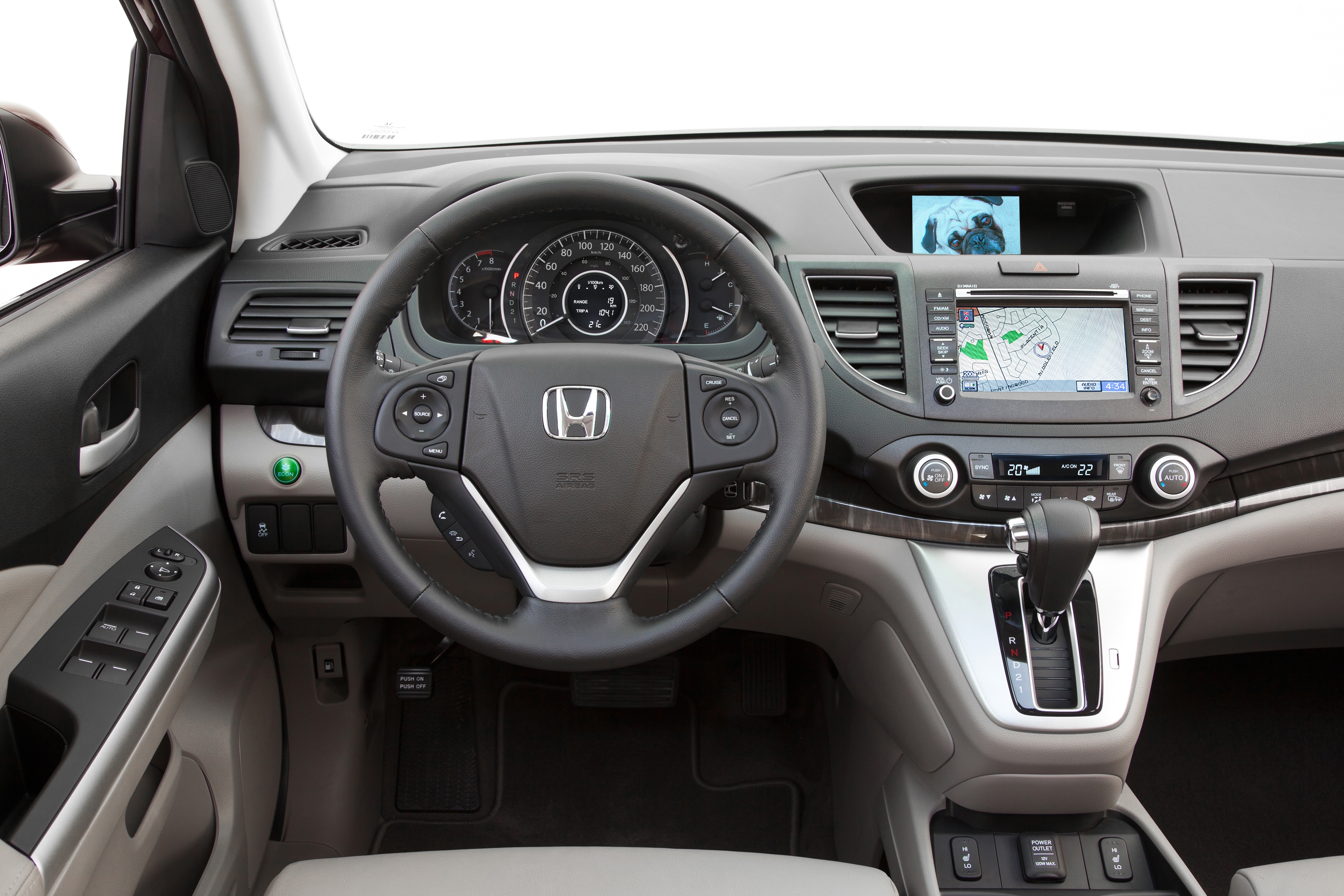 when is the 2015 honda cr v coming out