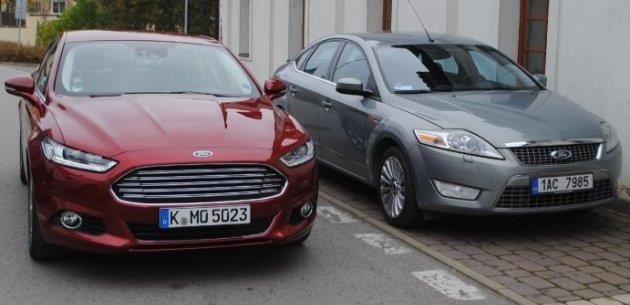 yeni ford mondeo performans
