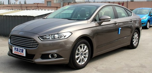 yeni ford mondeo test 2015