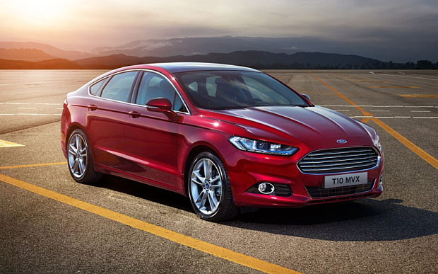 yeni ford mondeo test