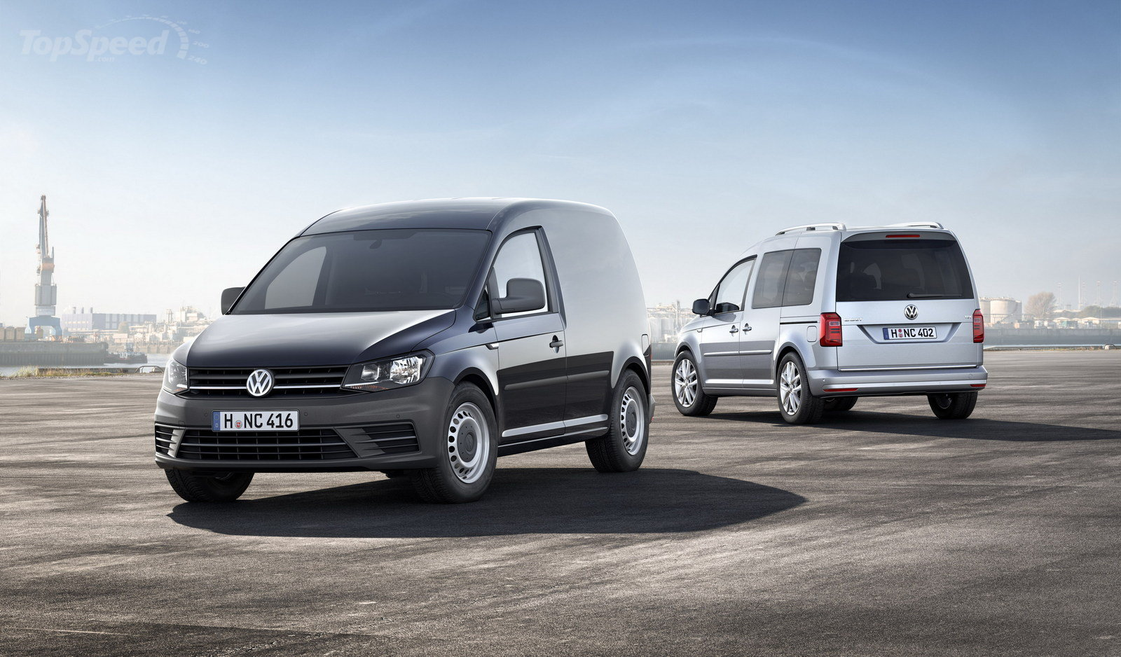 yeni volkswagen caddy model resmi